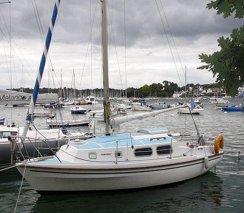 More Westerly pictures can be found on the Westerly Owners Web site